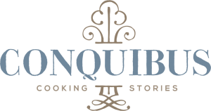 Conquibus - Cooking Stories Logo